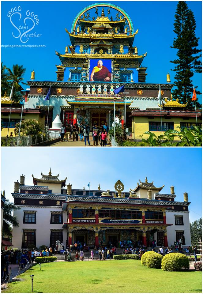 Bylekuppe Golden Temple