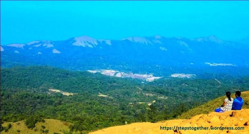 View from Brahmagiri peak