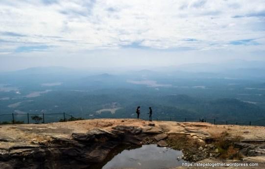 View from Kundadri Hill