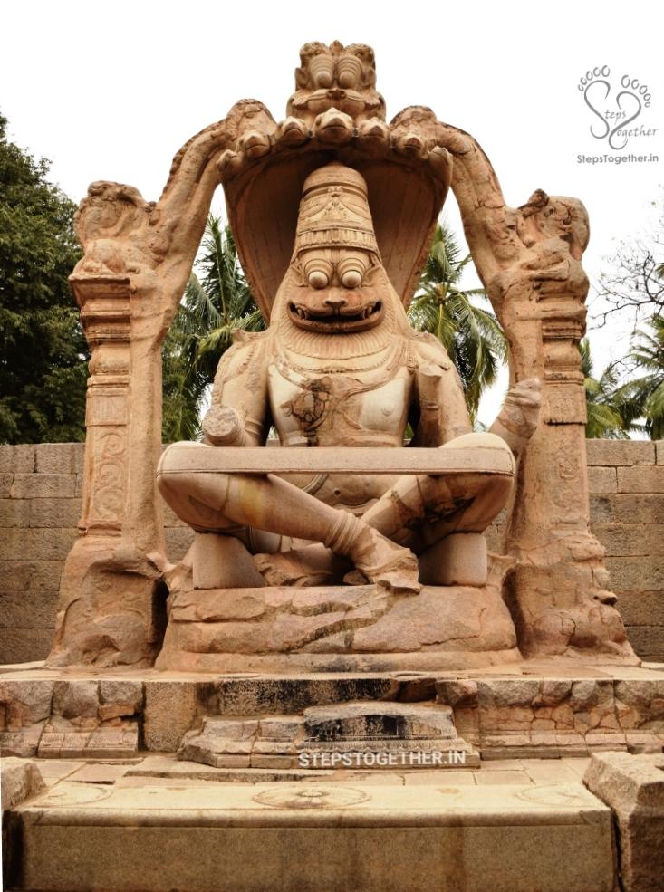 Lakshmi Narasimha Idol