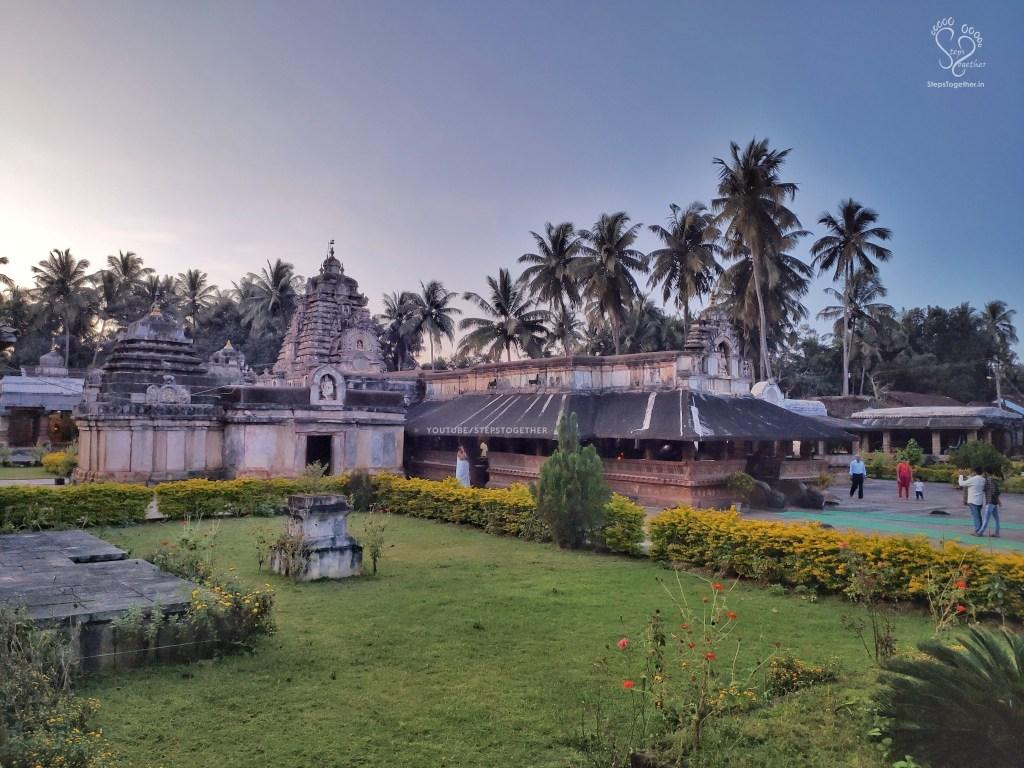 Madhukeshwara Temple Banavasi