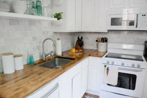 4 Perfect Decorating Ideas for Small Kitchens