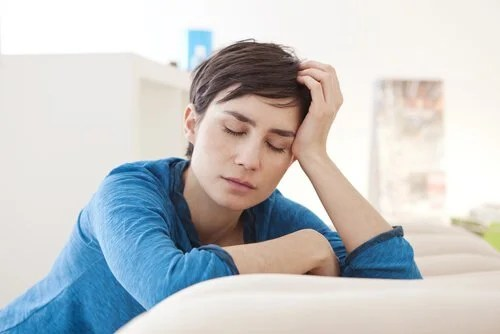 A woman with chronic fatigue that can be improved with brewer's yeast.