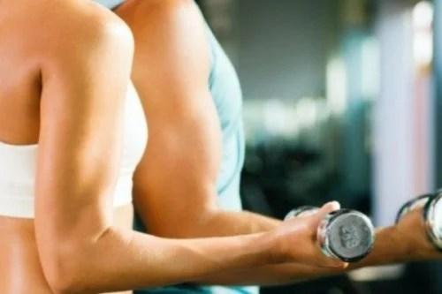 Мускулы и огуречная вода