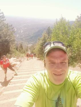 image of steve at the Manitou Inline Colorado June2018