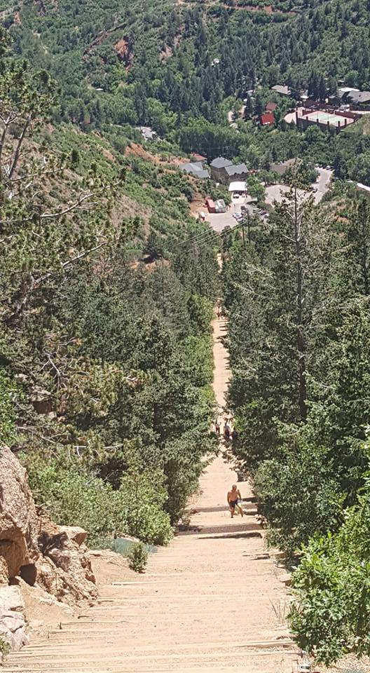 image of climb at Manitou Inline Colorado June2018