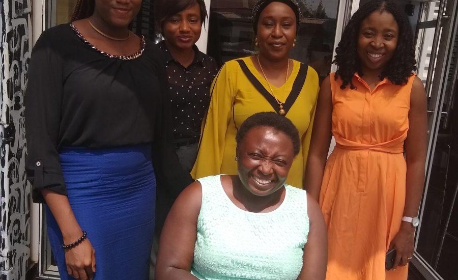 women fighting corruption