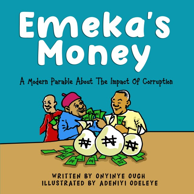 Childrens books about corruption
