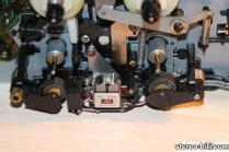 Technics RS-B100 heads