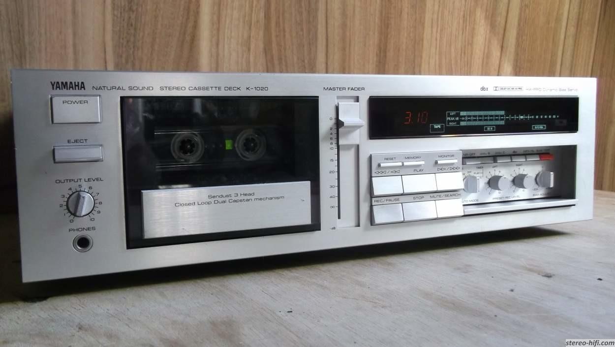 Yamaha K-1020 front