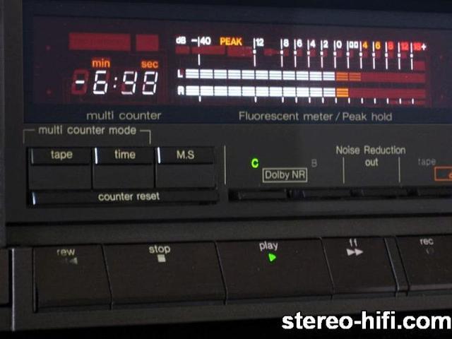 03 Technics RS B100 Technics RS B100