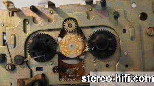 CF 5500-2 mechanism