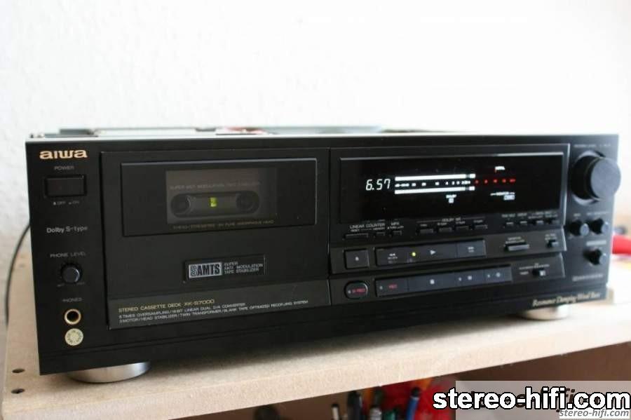AIWA XK-S7000 front