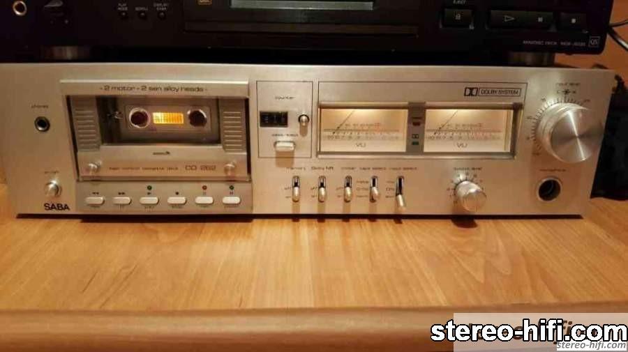 Saba CD 262 front