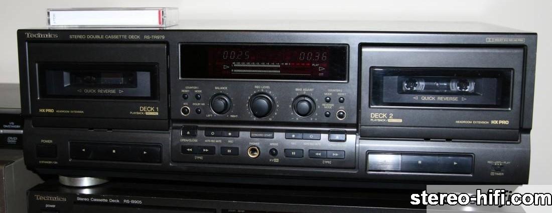 Technics RS-TR979 front