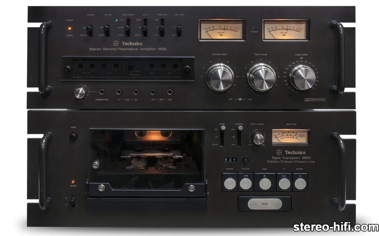 Technics 9900 front