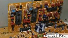 RS-TR555 płytka Dolby