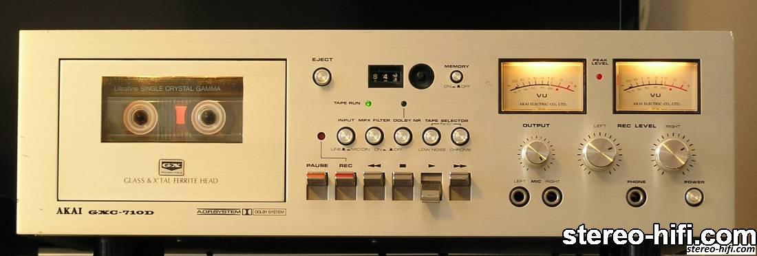 Akai GXC-710D