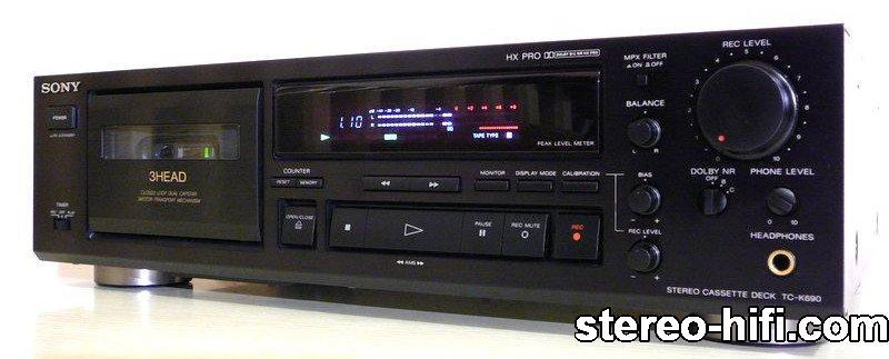Sony TC-K690_front