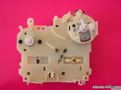 TC-KE300 mechanizm widok na wnętrze