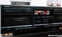 Aiwa AD-WX828 front - lewa kieszeń