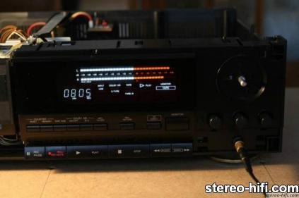 DRM-800 wyświetlacz