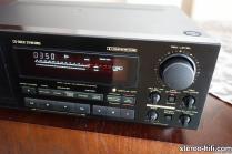 Pioneer CT-979 front, widok na wyświetlacz