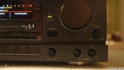 RS-B905 pokrętła kalibracji