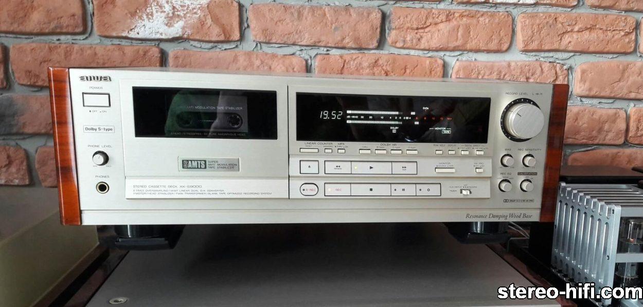 Aiwa XK-S9000 front