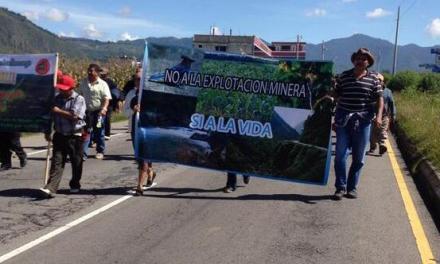 Comuna de Xela cita a empresas mineras
