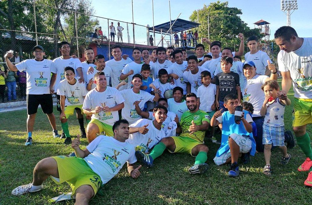 La Segunda División de Guatemala ya tiene campeón
