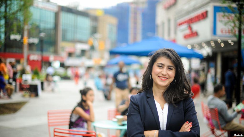 Jessica Ramos, senadora estatal de NY: De Colombia a Jackson Heights