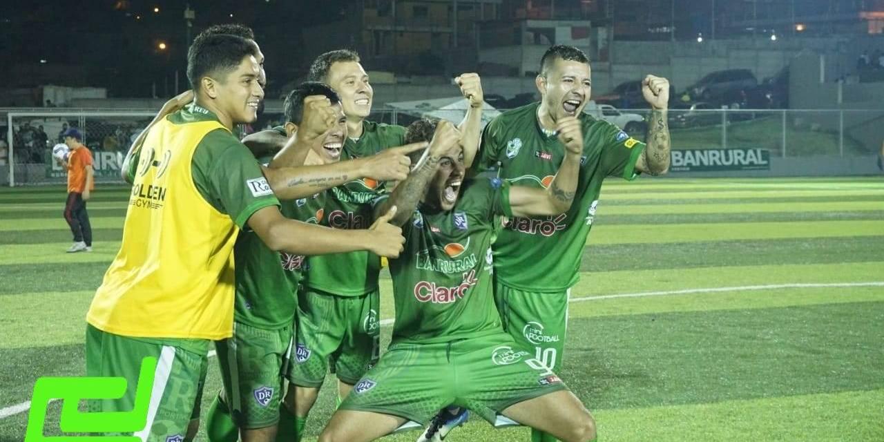 Definidas las semifinales en la Primera División de Guatemala