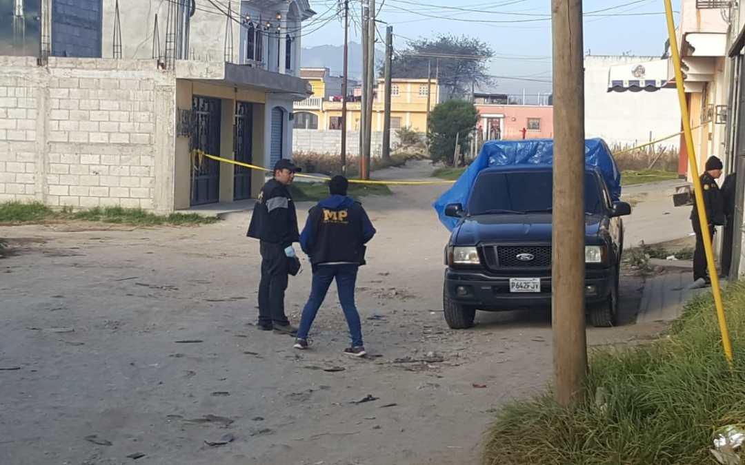 Reportan ataque armado contra panaderos en la zona 7 de Xela