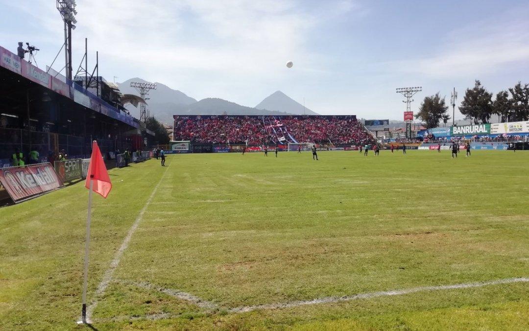 La misión de Xela en el Camposeco; anotar 3 goles y no recibir ninguno