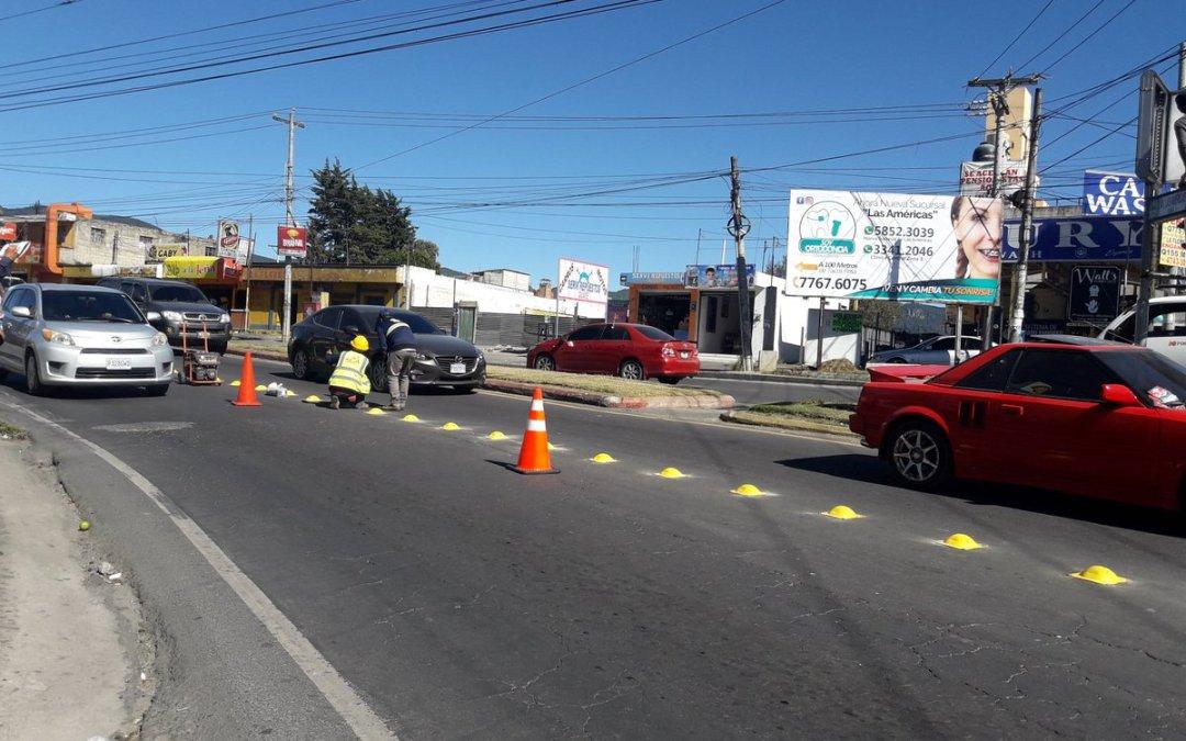 Pilotos que llegan de La Esperanza, tendrán vía libre para incorporarse a avenida Las Américas