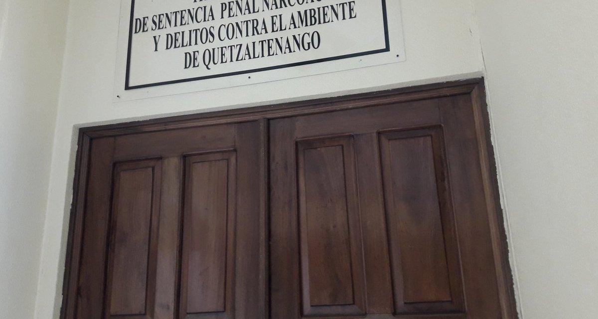 Tribunal Primero de Sentencia Penal está cerrado por el periodo vacacional