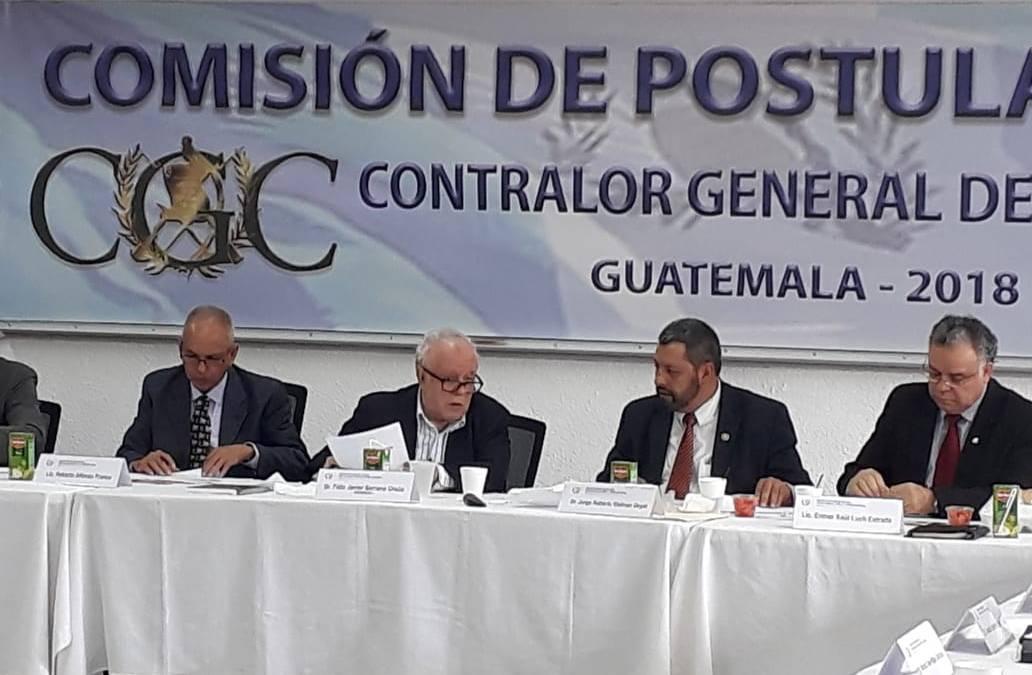 Dos quetzaltecos buscan ser Contralor General de Cuentas
