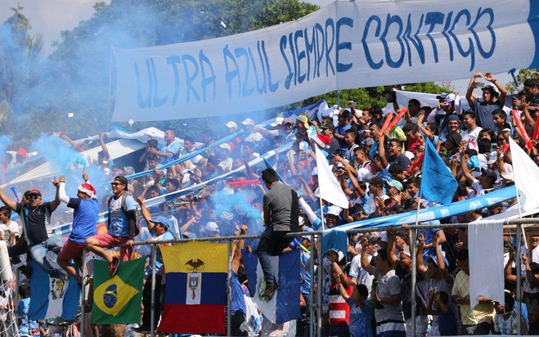 Santa Lucía Cotzumalguapa celebra el título de la Primera División de Guatemala