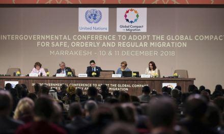 Más de 150 naciones firman pacto de la ONU sobre la migración