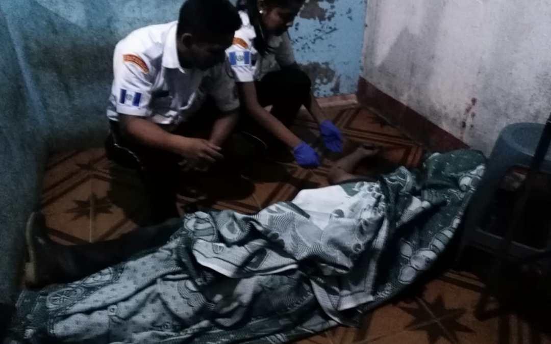 Ataque armado en San Martín Sacatepéquez, deja un hombre fallecido