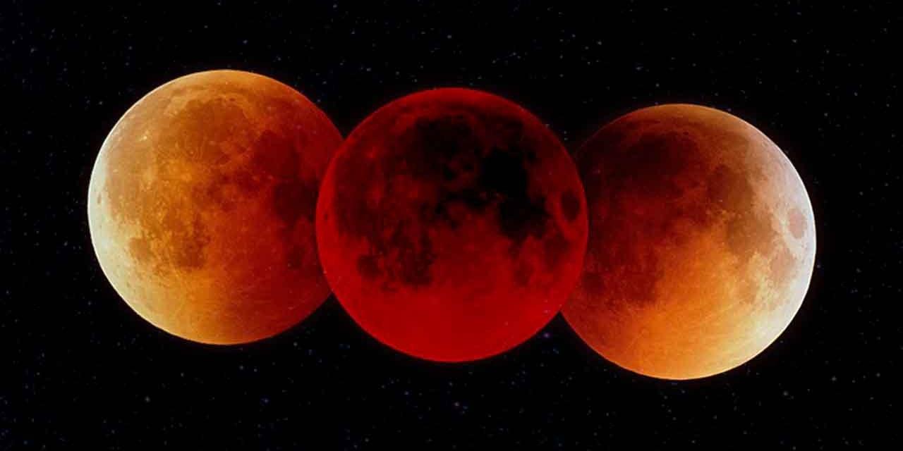 Eclipse lunar total se observará desde Guatemala, el 20 y 21 de enero