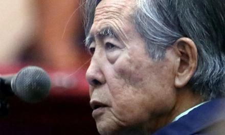Perú: expresidente Alberto Fujimori vuelve a prisión a completar su condena