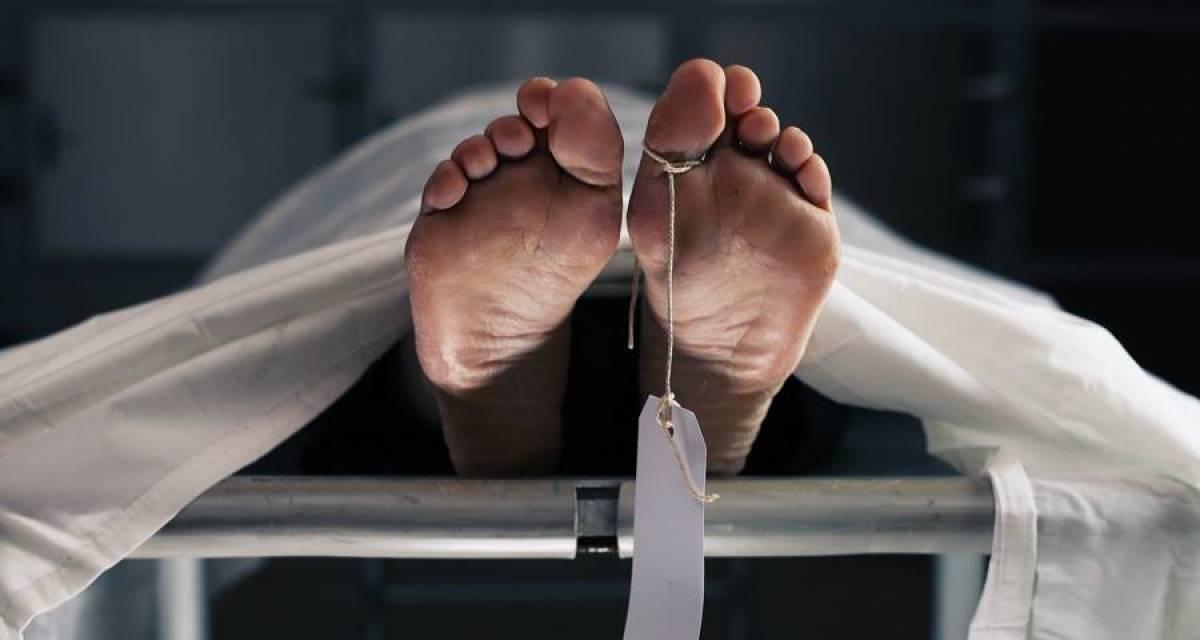Cadáver próximo a ser sepultado como «XX» en Xela