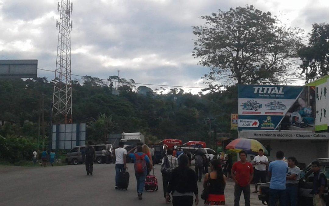 Organizan marcha nacional contra acciones del Gobierno de Jimmy Morales
