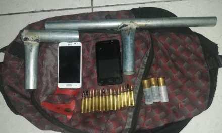 Frustran ataque a bus en Xela; delincuentes usarían municiones de uso exclusivo del Ejército