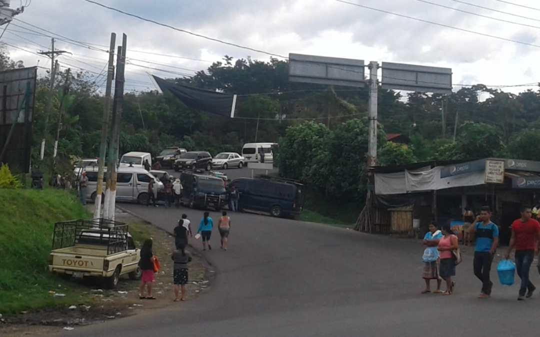 ¿Qué genera bloqueo en Colomba?