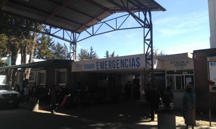 Trabajador del INDE sufre descarga eléctrica en La Esperanza