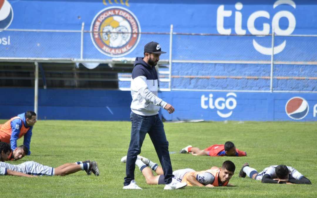 Tres bajas confirmadas en Xelajú para su debut en el torneo Clausura 2019
