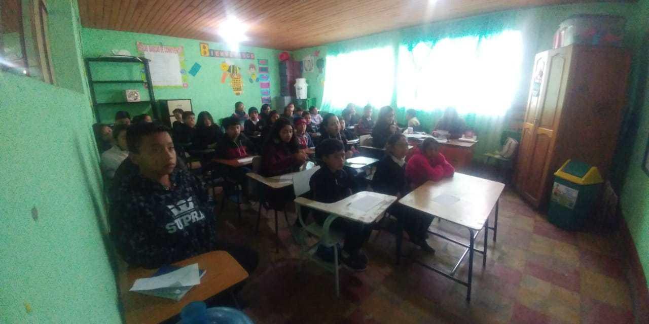 Solucionan problema de falta de maestros en la escuela de Pacajá